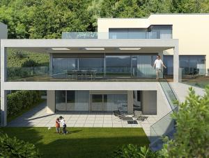 Terrassenhaus Wettingen